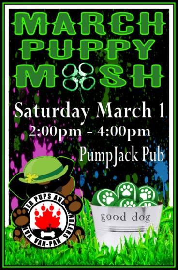 March puppy mosh final