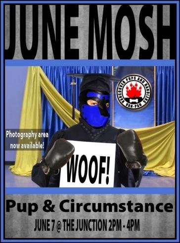 June Mosh 2014